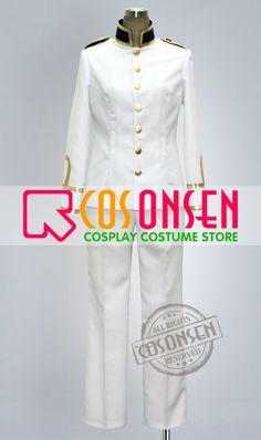 Hetalia Japan Cosplay Costume