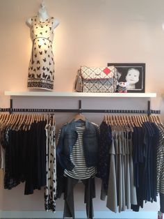 Visual Merchandising for Bellies by Flourish Design & Merchandising.  display, maternity, @_bellies_