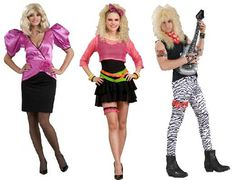 Great 80s fancy dress and Halloween costume ideas that are super easy to do. We have lots of fancy dress content on our site so please take a look!