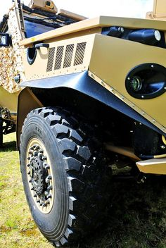 Foxhound Light Protected Patrol Vehicle (LPPV).