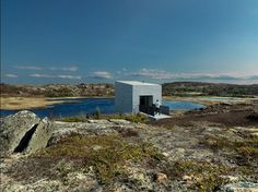 The Northernmost House: Fogo Island Artist Studios