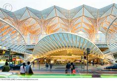 Oriente Station - Lisbon, Portugal