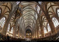 *Strasbourg Cathedral* - Strasbourg Cathedral  Strasbourg - France