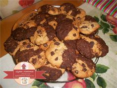Love for cookies! Chocolate Cookies, Vanilla, Sweet, Desserts, Wordpress, Recipes, Food, Kitchen, Candy