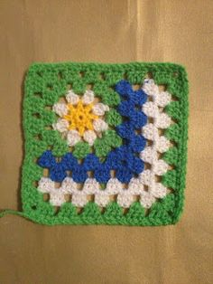 365 Granny Squares Project: September 2013