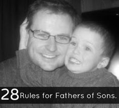 Diapers & Daisies: 28 Rules for Fathers of Sons.