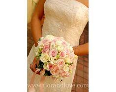 Dulce y delicado bouquet /ramo de novia #boda