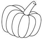 This is best Pumpkin Outline Printable Free Printable Pumpkin Coloring Pages For Kids for your project or presentation to use for personal or commersial. Fruit Coloring Pages, Pumpkin Coloring Pages, Printable Coloring Pages, Coloring Pages For Kids, Coloring Sheets, Free Coloring, Black And White Tree, Clipart Black And White, Happy Anniversary Clip Art
