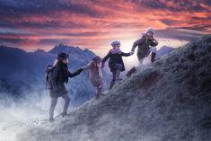 "The hike - If you like my photos, like me on facebook: <a href=""http://www.facebook.com/johnwilhelmisaphotoholic"">[click]</a>"