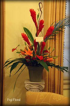 Funeral Flower Arrangements, Memorial Flowers, Sympathy Gifts, Fuji, Floral Design, Plants, Floral Patterns, Plant, Planets