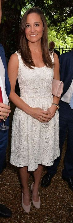 July 3, 2013 - Pippa Middleton attended The Spectator magazine summer party on Tuesday, of which she is a contributor.