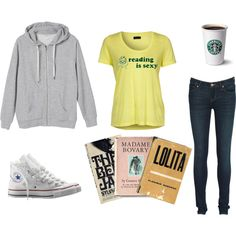 """""""Rory Gilmore"""" by lisamarie16 on Polyvore"""