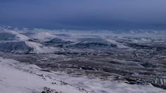 A view from the Mt. Esja