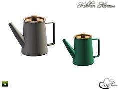 BuffSumm's Kitchen 'Mirona' Coffeepot