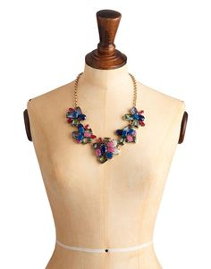Joules R_Mila Womens Necklace in Pistachio Size One Size JW1