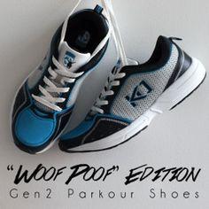 know obstacles parkour shoe Parkour Equipment 797086348