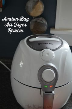 Avalon Bay Air Fryer Review & giveaway