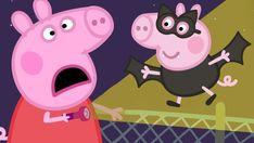 +More Nursery Rhymes - ABCs and & Songs For Kids! Little Baby Bum Pig Halloween, Feliz Halloween, Halloween And More, Halloween Night, Papa Pig, Best Kids Cartoons, Cartoon Kids, Tractor Tom, Rebecca Rabbit