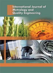 International Journal of Metrology and Quality Engineering - http://journals.cambridge.org/MQE