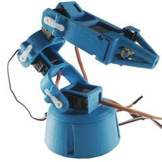 Picture of Make your own 3D Printed Robot ARM