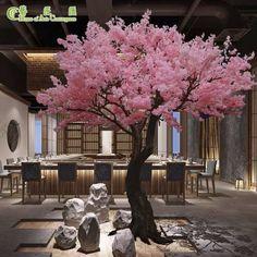 Fake Japanese Cherry Blossom Tree Cherry Blossom Tree Blossom Trees Japanese Cherry