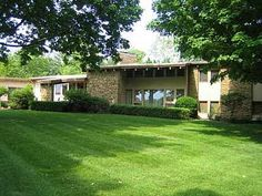 mid century houses for sale | ... Land and Homes: Mid Century Modern home for sale in Carmel, Indiana
