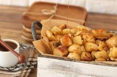 פתות דבש, זה אחד הדברים הכי טעימים שיש! הפתות הזה מעולה. Snack Recipes, Cooking Recipes, Snacks, Food Art, Chicken Recipes, Deserts, Chips, Lunch, Dinner