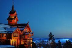 Holmenkollen Park Hotel Rica Hotel, Oslo, Norway