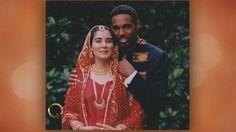Jason George and Vandana Khanna married July 10, 1999 have 3 children.