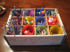 Crafting Crate