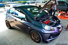 Honda Brio K20A #MiKaDö #SirDragALot #Thailand