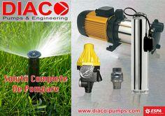 diaco pumps#solutii#complete#de#pompare