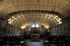 chapelle du St sacrement .Rodez . Languedoc-Roussillon Monuments, Languedoc Roussillon, Chapelle, France, Building, Buildings, Construction, French