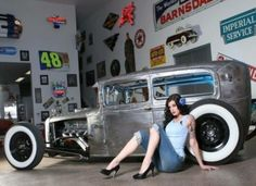 Pin Up Girls, Rockabilly, Hot Rods, Beautiful Women, Celebrities, Pinup, Dodge, Divas, Archive
