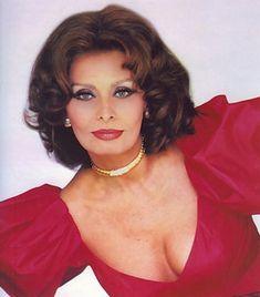 *-*Sophia Loren fotka