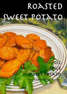 Roasted Sweet Potato @ Traditional-Foods.com