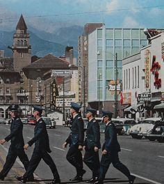 Colorado Springs, 1958