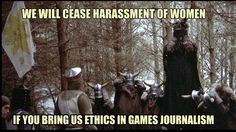 """""""Actually, It's About Ethics In Games Journalism"""" Meme Gives GamerGate The Respect It Deserves 