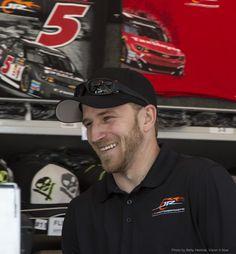 Jeffery Earnhardt JR Motorsports debut at Richmond.
