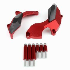 Mad Hornets - CNC Engine Stator Cover Frame Slider Protector Yamaha YZF R3 (2015-2016) Red, $74.99 (http://www.madhornets.com/cnc-engine-stator-cover-frame-slider-protector-yamaha-yzf-r3-2015-2016-red/)
