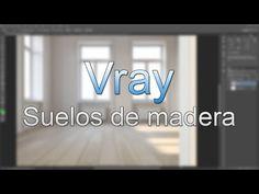 Como hacer suelos de madera 3D MAX y Vray - YouTube