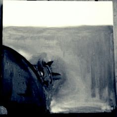 Emptiness Passion Matter Hope East Africa, Impressionism, Still Life, Whale, The Past, Passion, Painting, Animals, Art