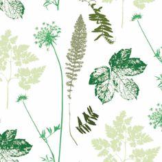 My botanical leaves pattern on Motiflow Web Pattern Design, Print Patterns, Plant Leaves, Artwork, Prints, Work Of Art, Auguste Rodin Artwork, Artworks, Illustrators
