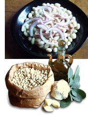 Tonno e Fagioli (Tuna and Beans)