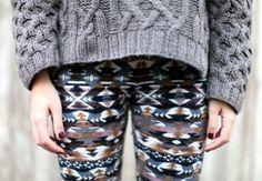 I need some tribal leggings