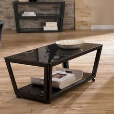Sleek and stylish new coffee table