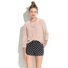 artdot shorts / madewell