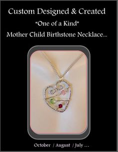 Mothers day gift ideasHeart jewelryMother by SpecialMomGifts