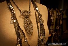 Lizzy Couture Vintage Jewelry. Visit http://lizzycouture.com/