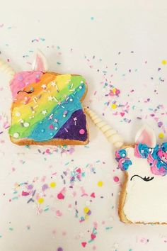 Unicorn Toast Is Officially a Thing, and It's Damn Near Perfect
